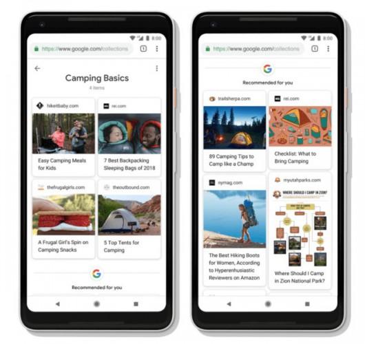 Google показал новые функции поиска