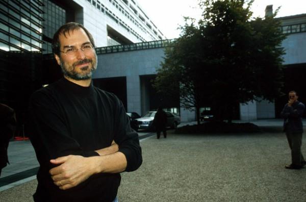 Стив Джобс сам покинул Apple