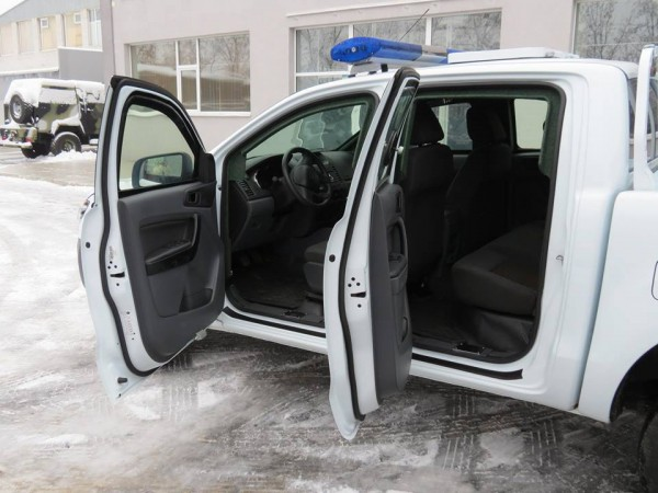 Броня в авто полностью украинская