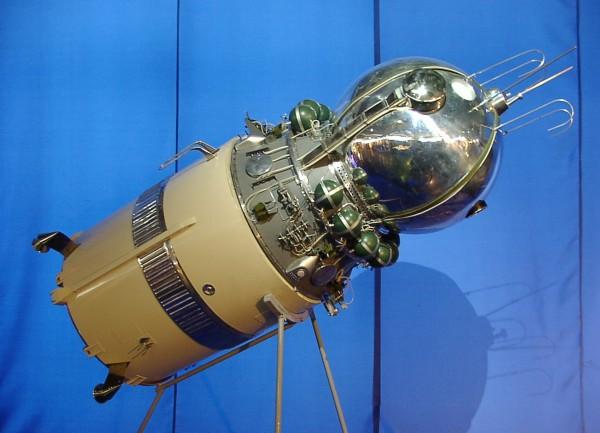Макет Восток-3