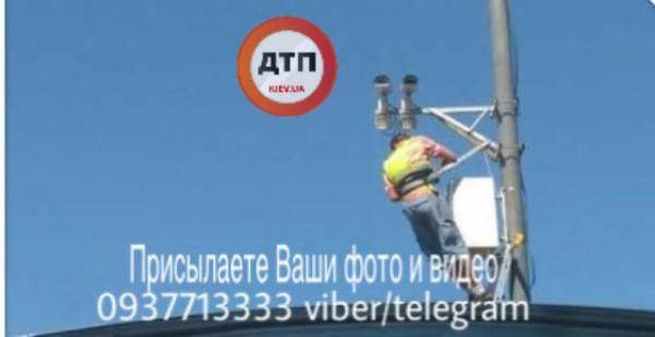Под Киевом уже устанавливают камеры контроля скоростного режима