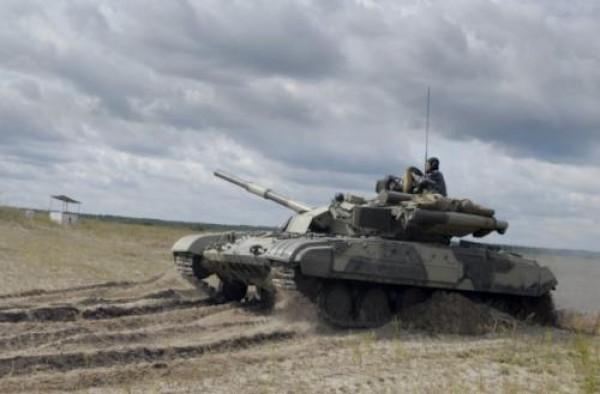 Украинская армия получит новые танки