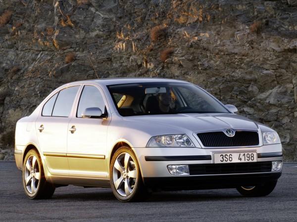 Octavia 2006 года в Польше можно приобрести за $7500