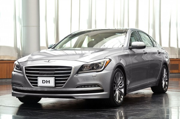 Новый Hyundai Genesis может стать Автомобилем года в Америке