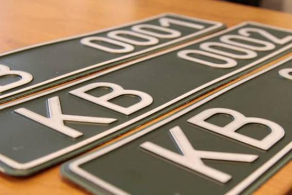 Для получения таких знаков достаточно только автомобиля