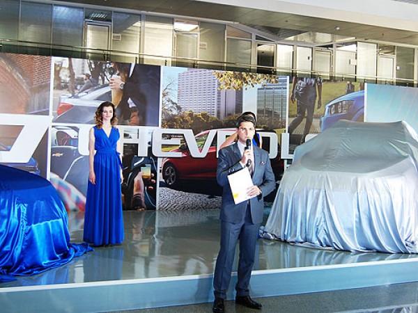 В Украине стартовали продажи обновленных Chevrolet