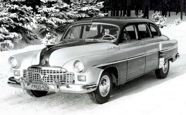 ГАЗ-12В «Чайка» 1956