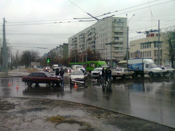 Авария на Валентиновской
