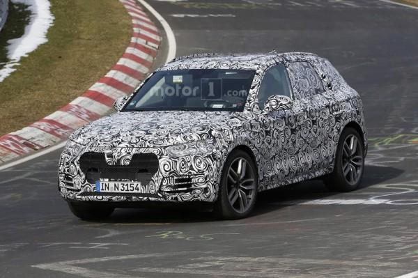 Новый кроссовер Audi Q5