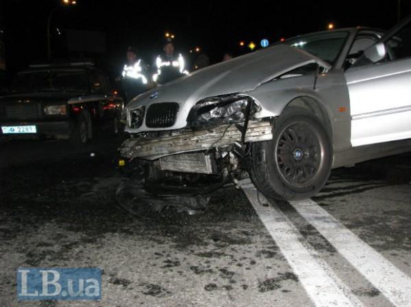 В аварии никто не погиб