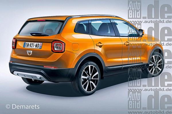 Дизайн нового Renault Duster