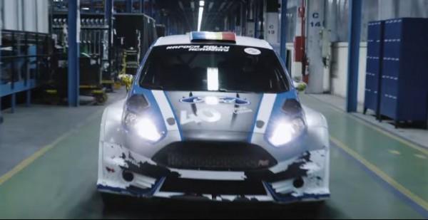 Ford снял ролик в честь 40-летия завода в Румынии