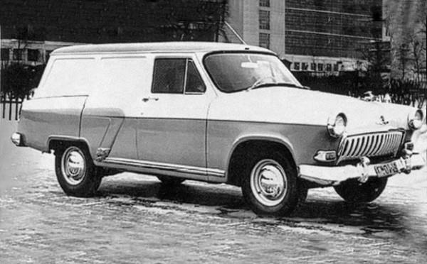 ГАЗ-22А 1958