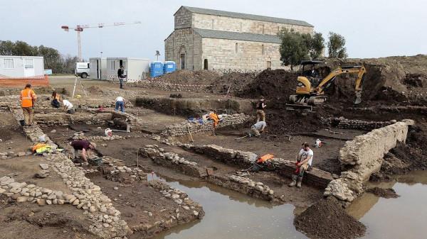Храм обнаружили рядом с собором La Canonica