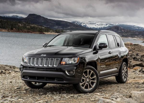Столичное Автошоу 2013: Jeep Compass