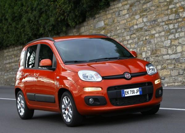 Новая Fiat Panda показала лучший рост в ТОП-10– 23,9%