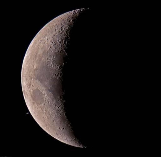 Снимок Сатурна в 2019 году