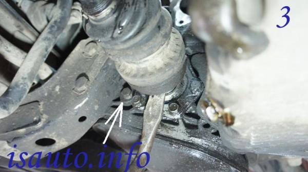 Как поменять масло в коробке передач на автомобиле Daewoo Lanos