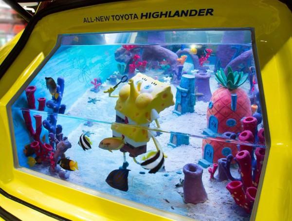 SpongeBob Highlander Tanked Edition