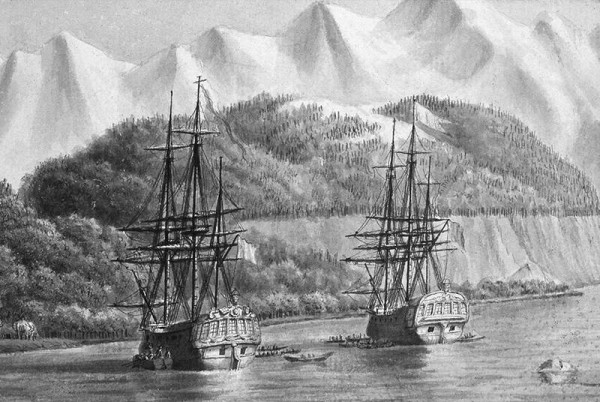 Экспедиция Лаперуза