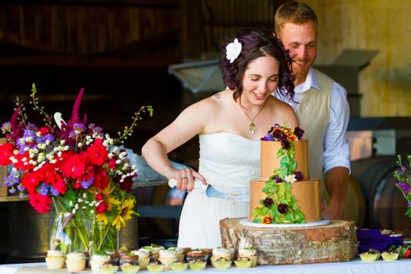 Как сделать свадьбу незабываемой: тематическая свадьба