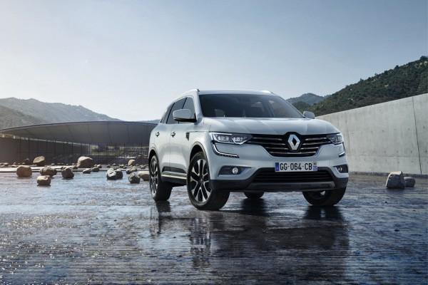 Новый большой внедорожник Renault