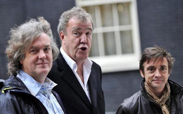Ведущие Top Gear будут вместе делать новое шоу