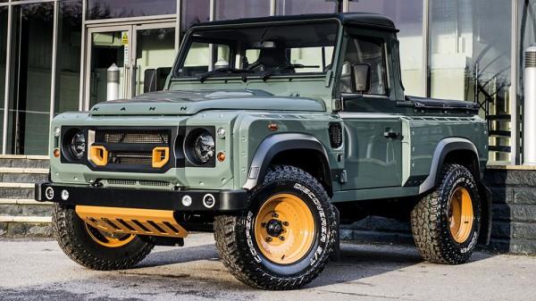 Land Rover Defender Pick Up от Kahn Design