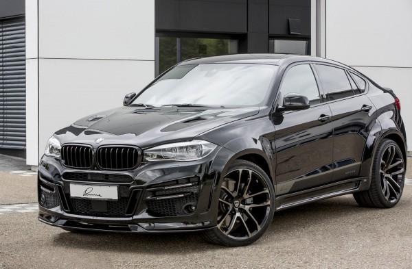Новый облик BMW X6