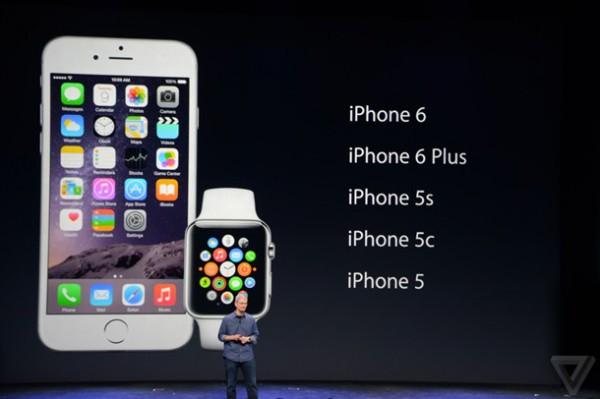Продажи IPhone 6 побили предыдущий рекорд Apple