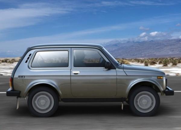 Lada 4x4 получила технические обновления