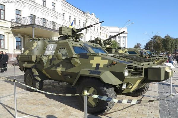 Новый Дозор в Киеве