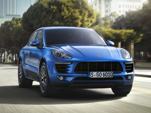 Porsche Macan S стоит от 59 800 евро