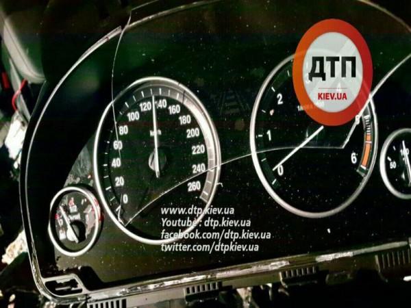 Спидометр показывал 130 км/ч