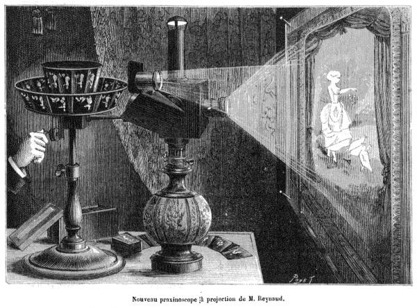Праксиноскоп