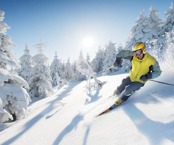 Как ухаживать за горными лыжами