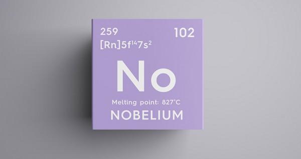 Нобелий