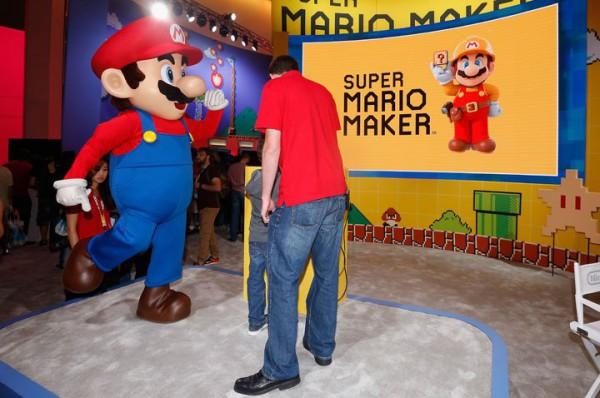 Марио до сих пор популярен