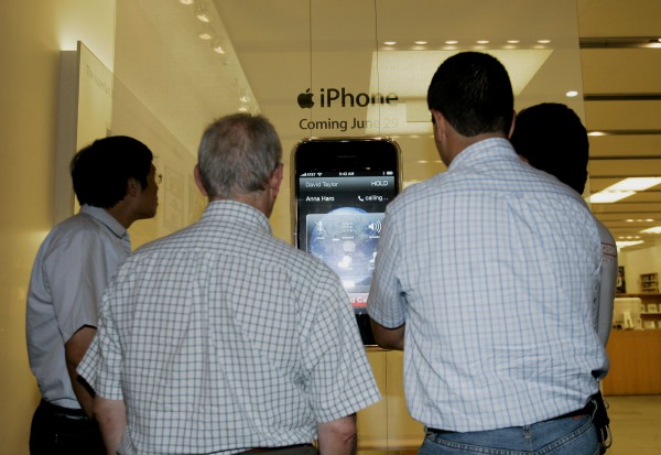 Презентация Apple: в сентябре могут появиться две версии iPhone 6 и смарт-часы Apple iWatch