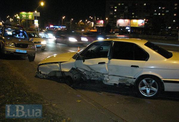 Водитель Alfa Romeo получила травмы, но в больницу не попала.
