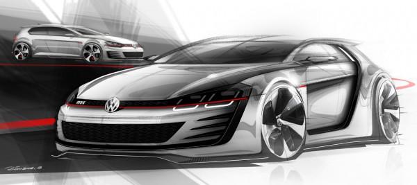 Volkswagen Design Vision Golf GTI