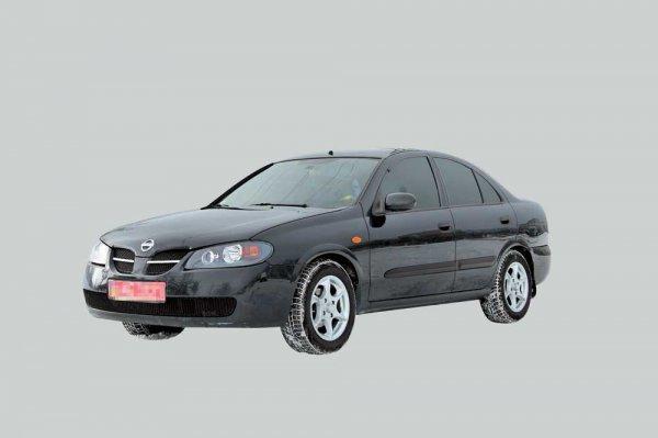 Nissan Almera 2000–2006 г. в. - от $8 000 до $12 300
