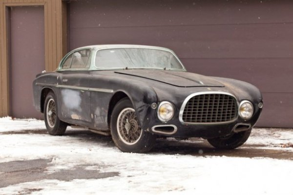 1953 Ferrari 212 Inter Coupe - $660 000
