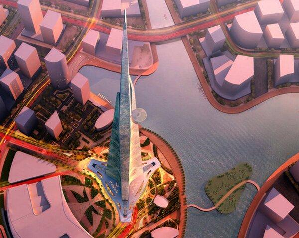 Так будет выглядеть самый высокий небоскреб