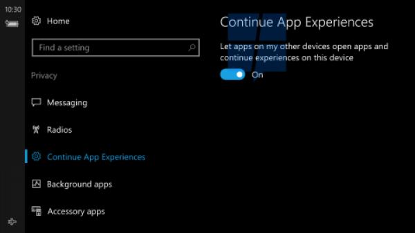 В Windows 10 Mobile появилась функция поддержки нескольких устройств