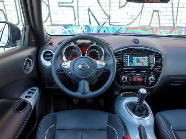 Торпедо Nissan Juke 2014