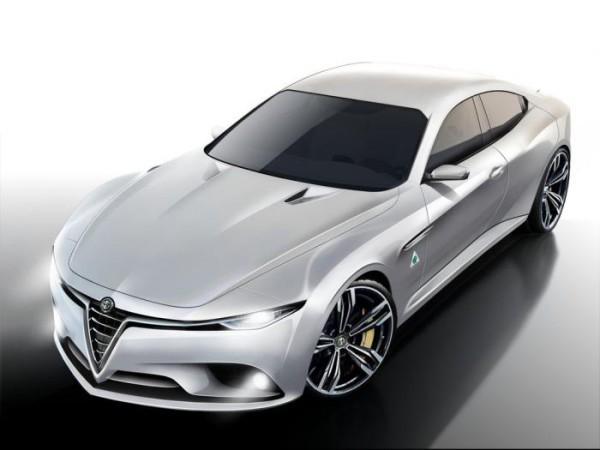 Официально машину представят в конце июня