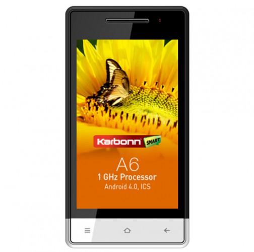 Karbonn A6 - крутой телефон всего за $100
