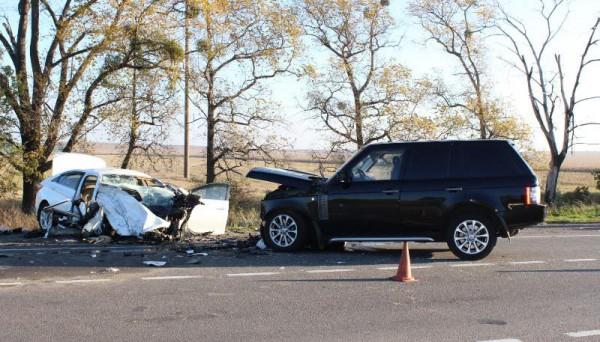 Водитель Hyundai погубила себя и трех пассажиров