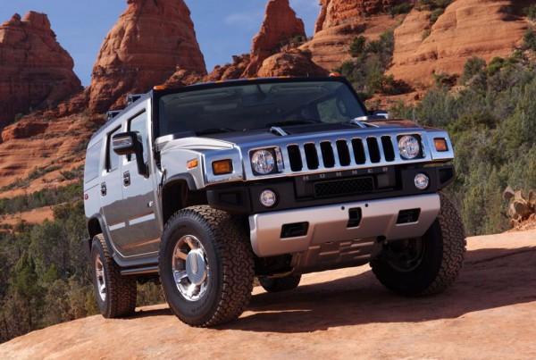 Налоговики оценили Hummer H2 в два миллиона гривен